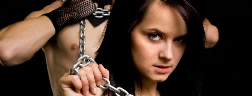 Sklavenerziehung zum Sexsklaven
